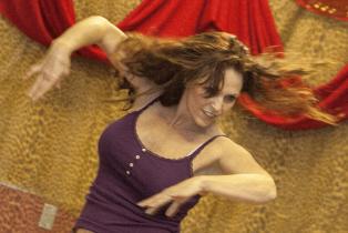 Workshop Buikdansen Nijmegen